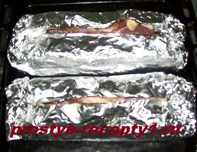 как вкусно приготовить грудинку свиную в духовке