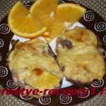 Свинина с апельсинами в духовке