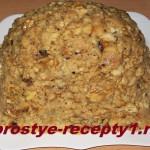 Как сделать торт Муравейник