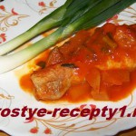 Куриные ножки в кисло-сладком соусе