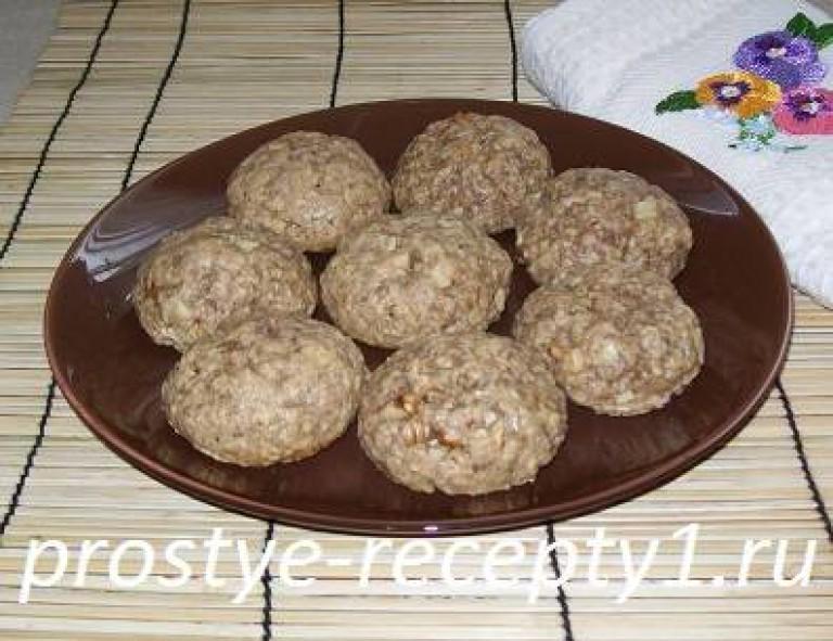 Овсяное печенье рецепт отзывы